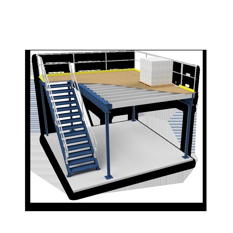 mezzanine-installations